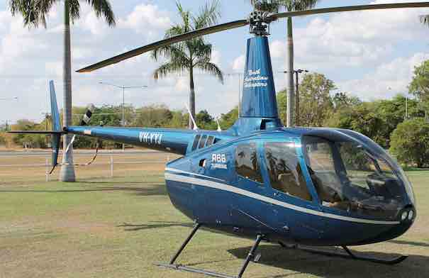 Blue chopper 605x392